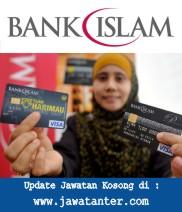Jawatan Kosong Bank Islam Malaysia Berhad
