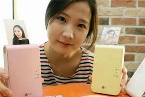 LG Rilis Pocket Printer Tanpa Tinta