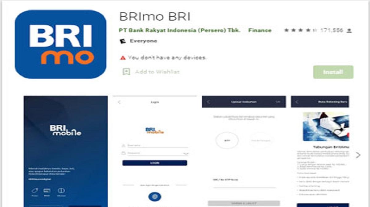 Cara Mengatasi Kartu ATM BRI Disable lewat BRImo