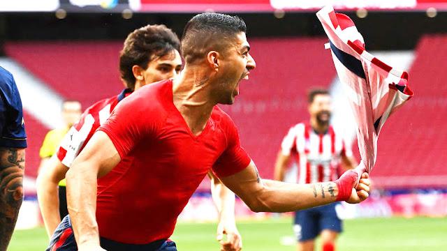 أتلتيكو مدريد يُتوج بلقب الليغا الإسبانية للمرة الحادية عشر بفوز صعب على بلد الوليد