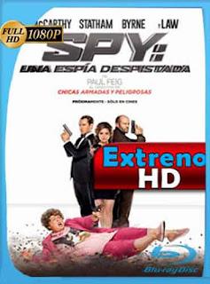 Spy: Una espía despistada (2015)  HD [1080p] Latino [GoogleDrive] DizonHD