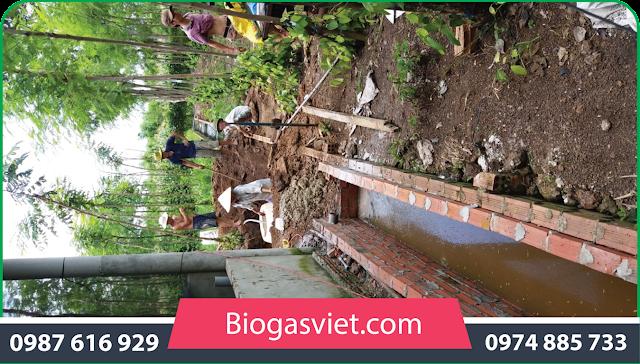 xu ly nuoc thai biogas viet