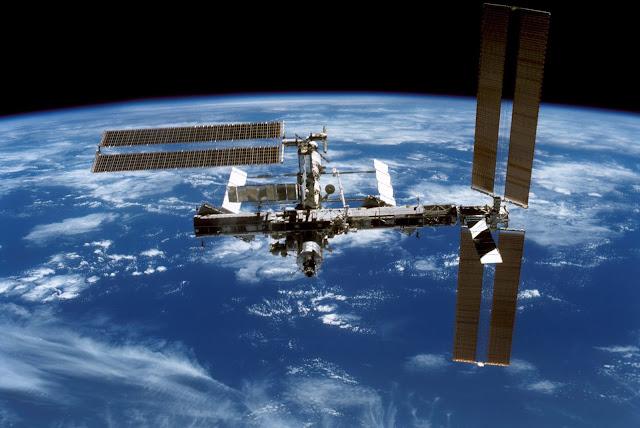 International Space Station, International Day of Human Space Flight, www.educationphile.com