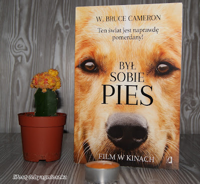 """Książkowa Sobota - """"Był sobie pies"""" W. Bruce Cameron"""