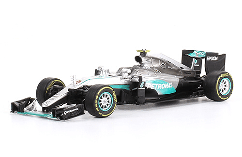 Mercedes F1 W07 Hybrid 2016 Nico Rosberg f1 the car collection
