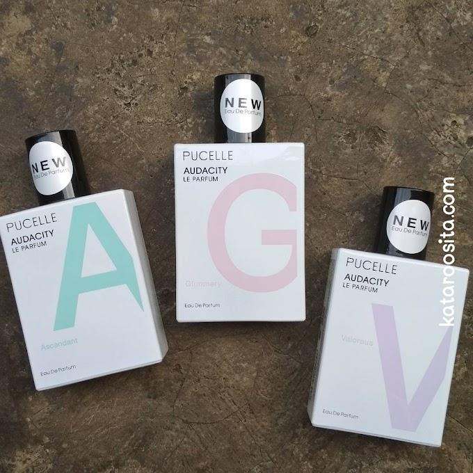 Review Produk Terbarunya Pucelle Audacity Eau De Parfume