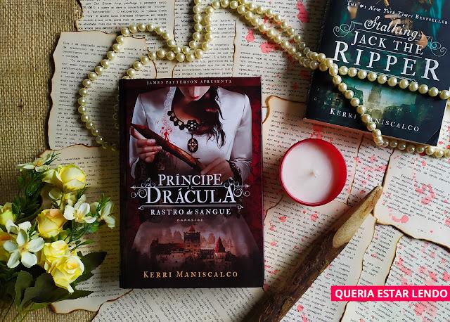 Resenha: Rastro de Sangue: Príncipe Drácula