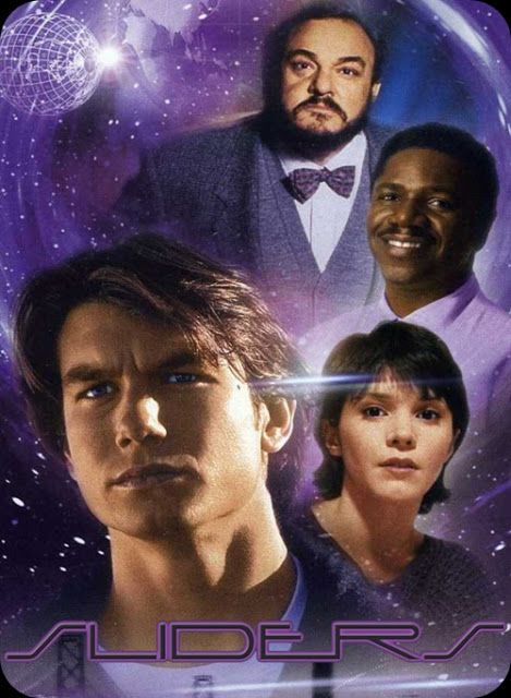 Sliders Temporada 1 y 2 Ingles Subtitulado