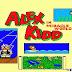 ¿Existió un Alex Kidd in Miracle World para Arcade? - Respuesta corta: SÍ