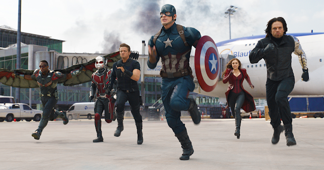 Trailer Nou CAPTAIN AMERICA: CIVIL WAR