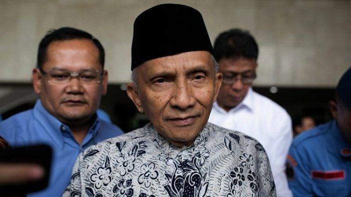 Singgung Komunis, Amien Rais: Rezim Jokowi Semakin Jauh dari Pancasila!