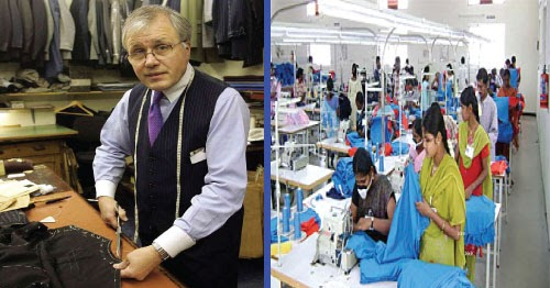 Difference Between Tailoring And Garments Industries Textile Apex