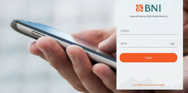 Melacak nota transaksi di BNI Mobile terbaru