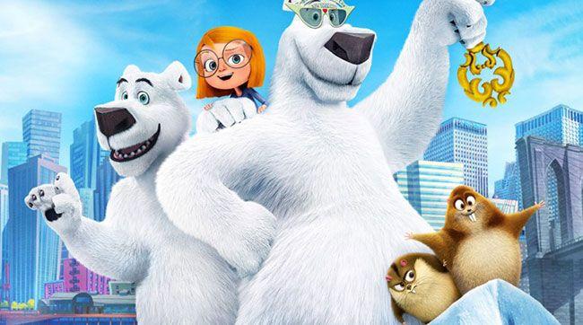Đầu gấu bắc cực 2: Chìa khóa thần kỳ - Norm Of The North 2: Keys To The Kingdom (2018)
