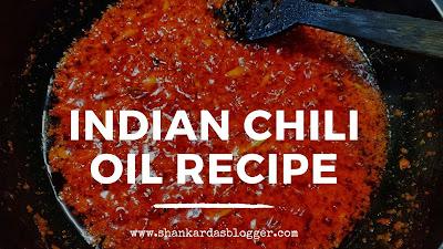 indian chili oil recipe