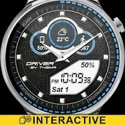 Driver Watch Face 1.21.01.1623 Paid