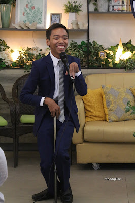 Richardson Navor, 2015 Happiest Pinoy Winner