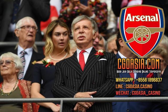 Pemilik Arsenal semakin kaya dikala krisis Corona - Rumahsport.com