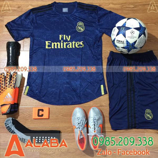 Tổng Hợp Các Mẫu Áo Đấu Real Madrid 2020 Đẹp Nhất Hiện Nay