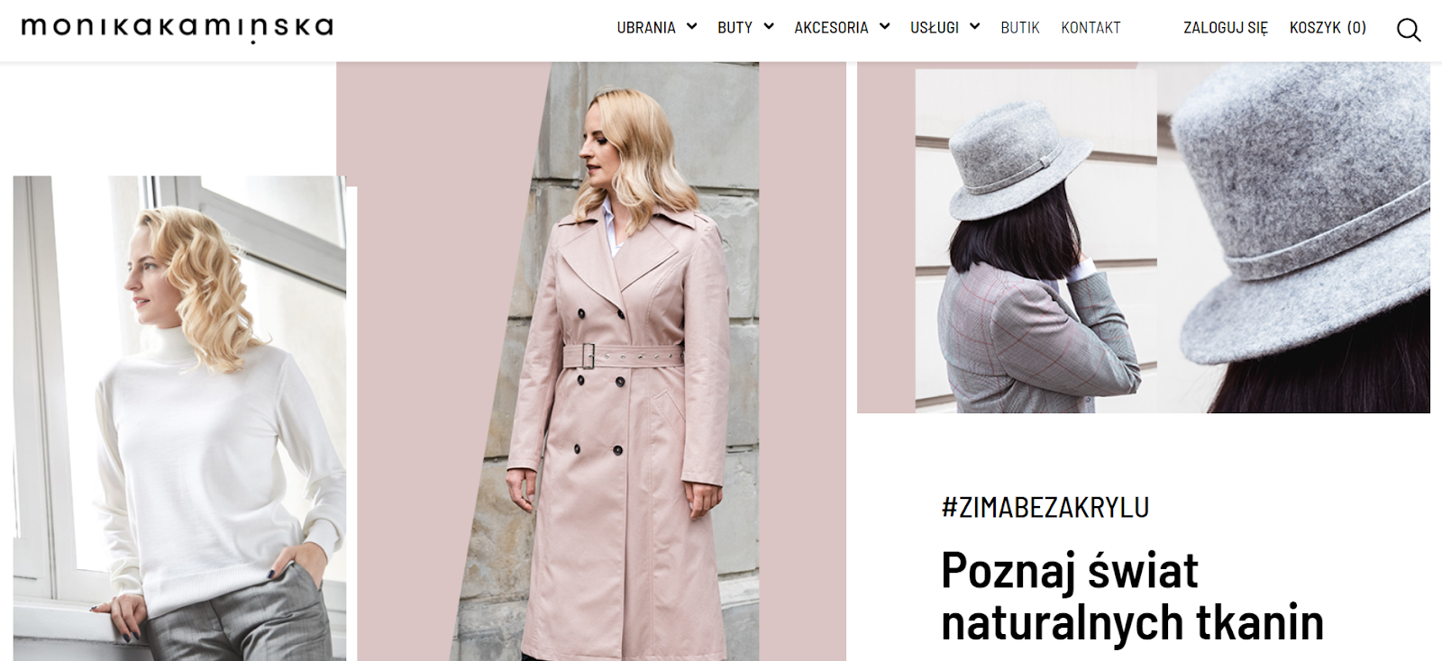 Gdzie kupić wełniany płaszcz, sweter i czapkę - przegląd sieciówek i polskich marek