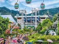 Tempat Rekreasi Terbaik di Asia