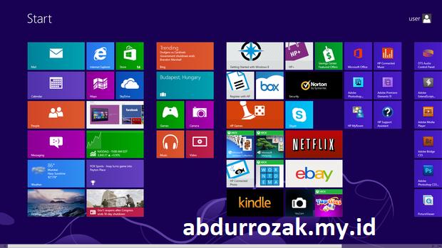 Spesifikasi Minimum Install Windows 8.1 x86 dan x64 Lengkap