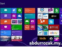 Spesifikasi Minimum Install Windows 8.1 x86 dan x64 Lengkap