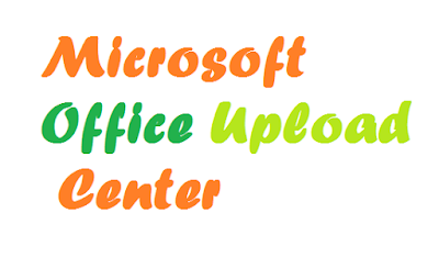 What Is the Microsoft Office Upload Center ~ Should You Disable It?