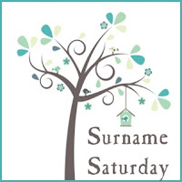 Surname Saturday Ancestry Chick Logo