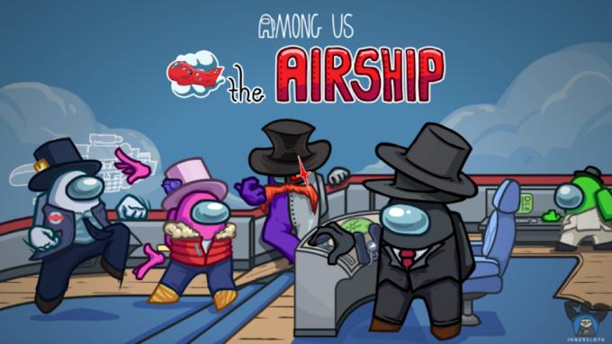 Among Us – Todos os chapéus grátis que serão lançados na atualização de Airship