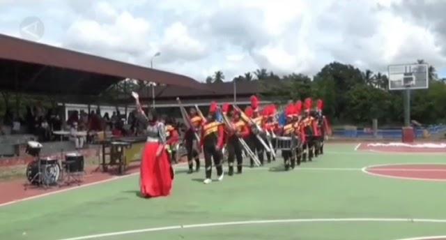 Drumband Aceh Timur bersiap menangkan PraRORA