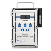 Alpha Omega Instruments Percent Oxygen Analyzer-Series 2000