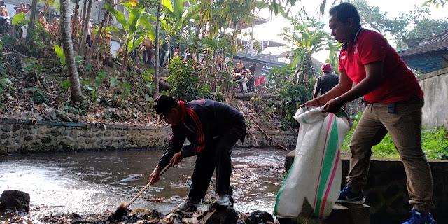 Wabup Artha Dipa Ajak Aparatur Menjadi Panutan Masyarakat dalam Pengelolaan Sampah