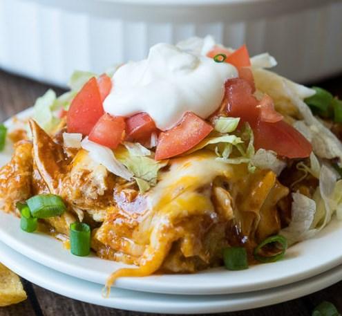 Chicken Tamale Casserole #dinner #comfortfood
