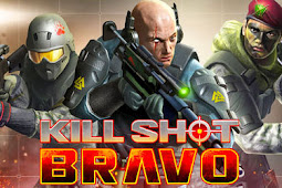 Free Download Kill Shot Bravo MOD APK 1.4