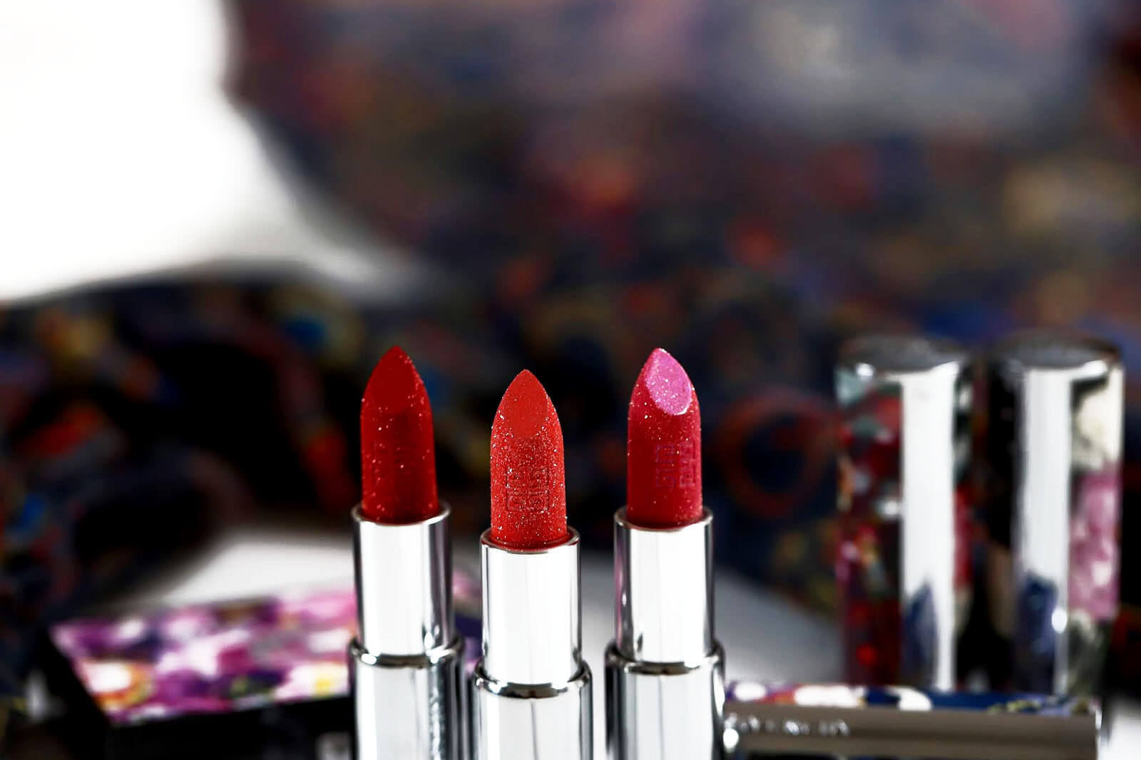 Givenchy Le Rouge Sparkling Peony Lily Poppy avis