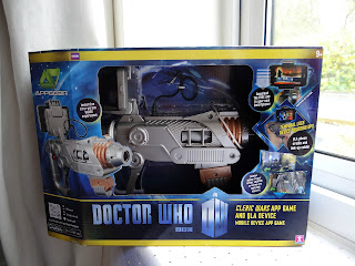 12 days of Christmas, Christmas gifts 2012, Dr Who mobile app