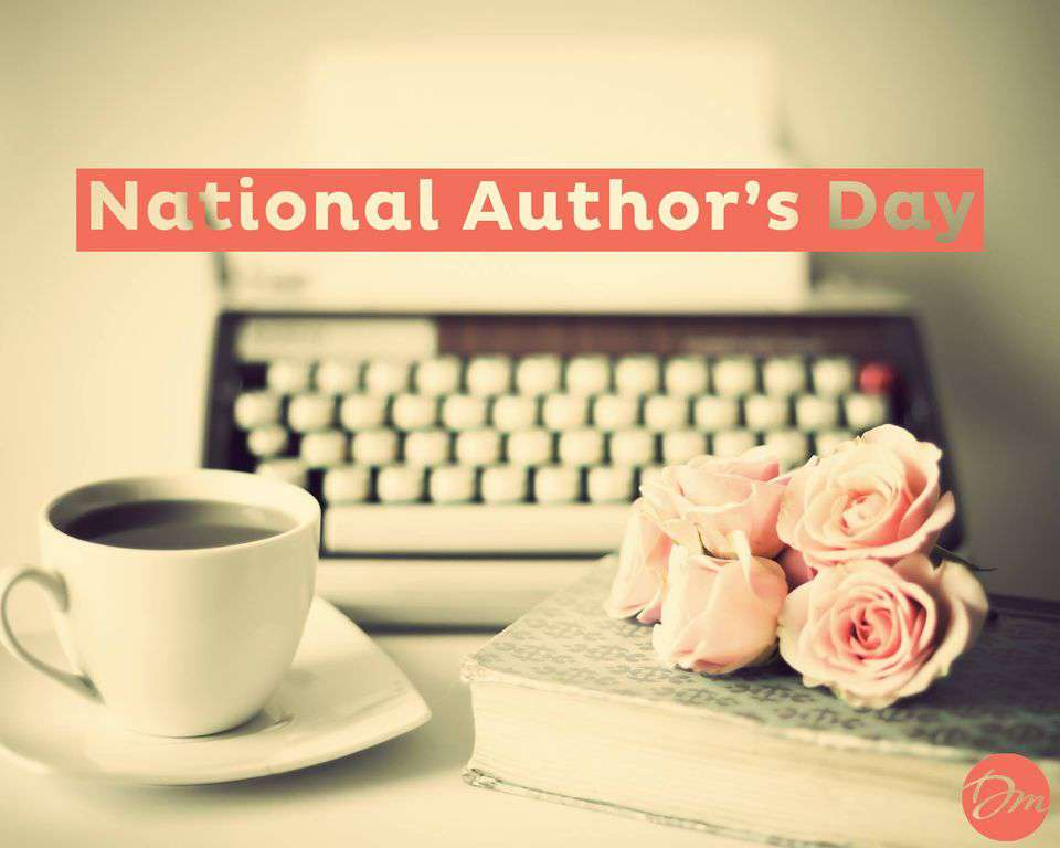 National Author's Day Wishes Lovely Pics
