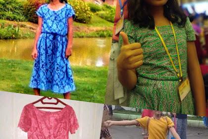 Cara hemat ala ibu rumah tangga : Belajar menjahit baju sendiri