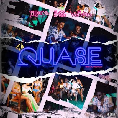 Edivaldo Prince – Tá Quase (feat. Mendez & DJ Black Spygo)