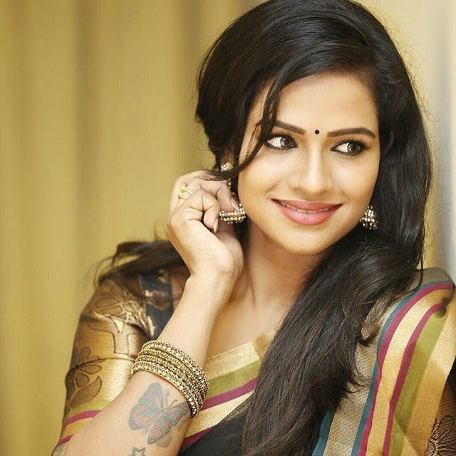 Leesha Eclairs ( Actress) Wiki, Bio, Age, Husband, Family, Education, Serials and Many More