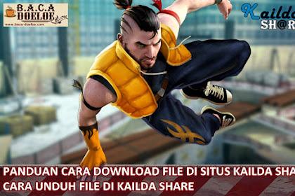 Cara Download File di Situs Kailda Share