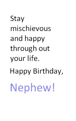 Nephew Birthday Quotes, Wishes and Messages | Quotes Tree