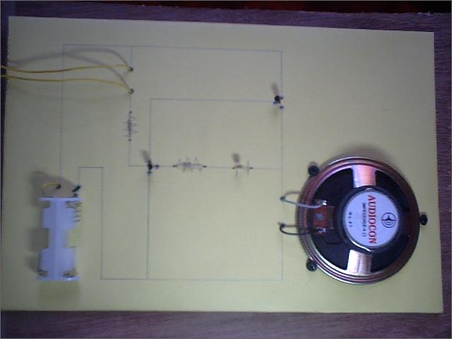Transistor Amplifier Circuit12 Watts Electronic Circuits And