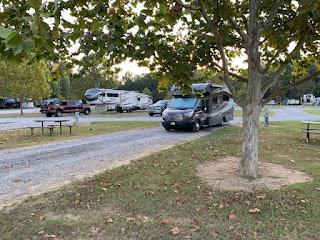 River Town Campsite