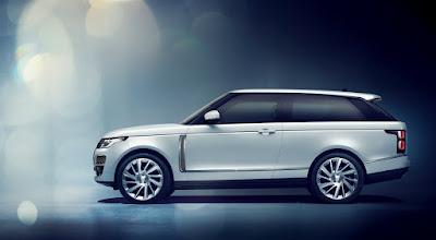 Range Rover SV Coupe Named Winner In Interior Design's 2018 Best Of Year Awards
