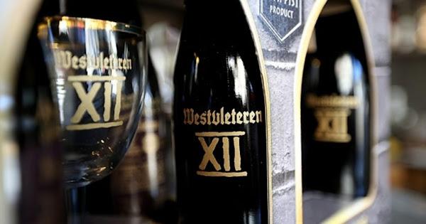 เบียร์ที่แพงที่สุดในโลก Trappist 12 (1.35 เหรียญต่อมล.)