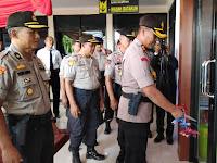Pesan, AKBP Ahmad Arif Sopiyan ke Jajaran 'Tolong Jaga Gedung Promoter Ini'