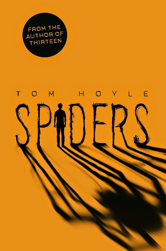(Review) Spiders by Tom Hoyle