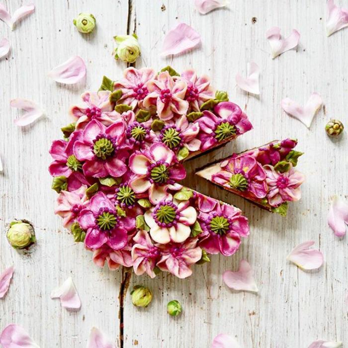 Floral Cake Fabulous